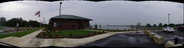 A picture of Enid lake, Mississippi
